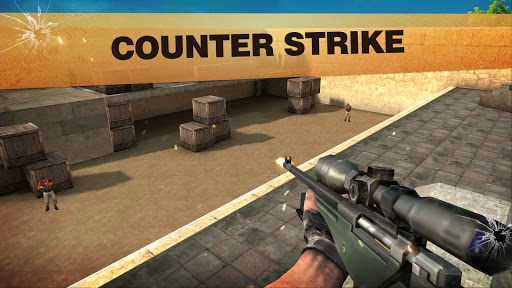 Critical Strike CS : Sniper Shooting apkmartins screenshots 1