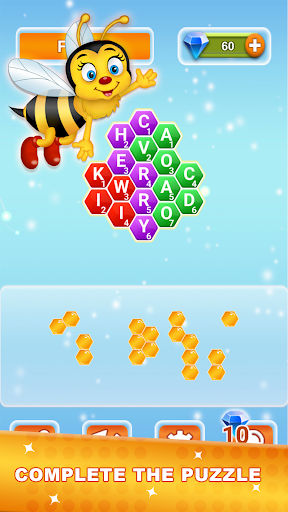 Word Little Bees  screenshots 3