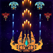 Galaxy Spaceship Shooter - Sky Shooting Game