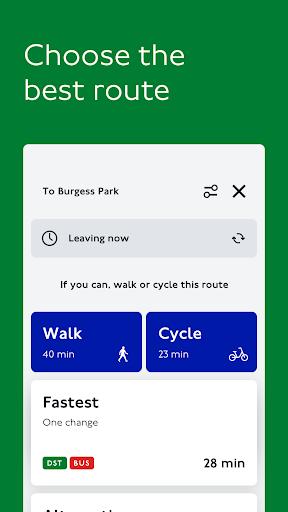 TfL Go: Live Tube, Bus & Rail android2mod screenshots 9