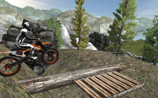 🏍️ extreme dirt bike racing xtra obstacle course screenshot 3