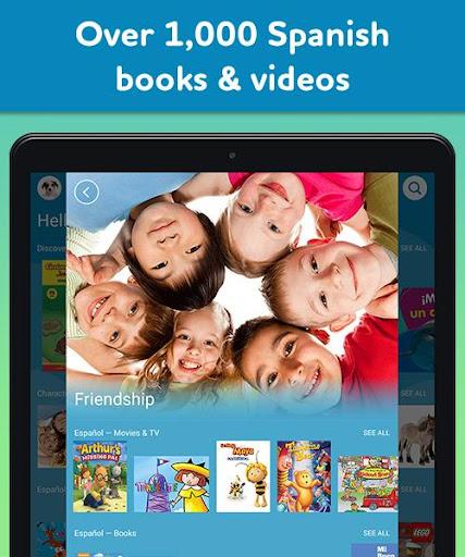 Amazon Kids+: Kids Shows, Games, More 2.1.0.203888 Screenshots 16