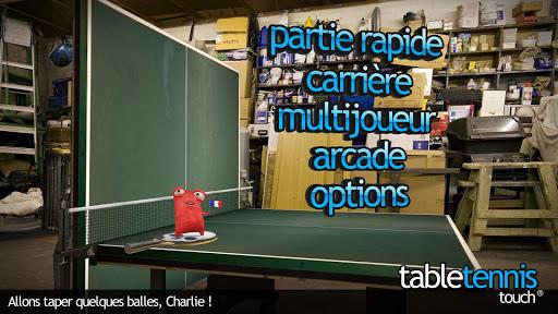 Télécharger gratuit Table Tennis Touch APK MOD 2