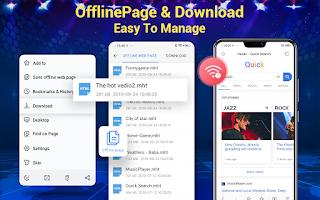 Web Browser & Fast Explorer