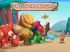 Dino Bash - Dinosaurs v Cavemen Tower Defense Warsのおすすめ画像2