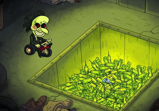 Troll Face Quest: Horror  screenshots 3