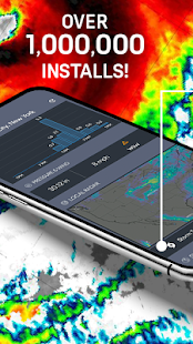 Weather Home - Live Radar Alerts & Widget Screenshot