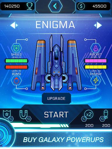 Galaxy Attack Space Shooter: Spaceship Games 1.4 screenshots 10