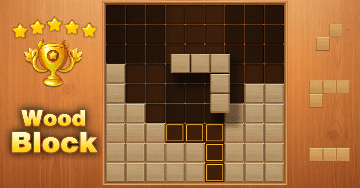 Screenshot 8 de Block Puzzle - Free Sudoku Wood Block Game para android