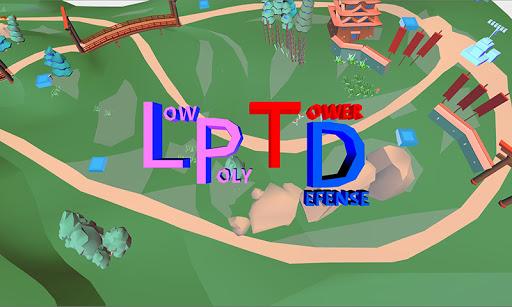 Télécharger Gratuit Tower Defense Low Poly APK MOD (Astuce) screenshots 1