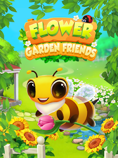 Flower Garden Friends