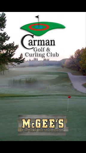 carman golf & curling club screenshot 1