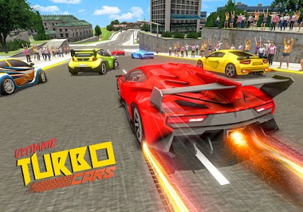 Ultimate Turbo Car Racing APK | Ultimte Turbo Car Racing MOD (Money) 3