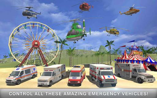 Emergency Coast Rescue APK MOD – Pièces Illimitées (Astuce) screenshots hack proof 1