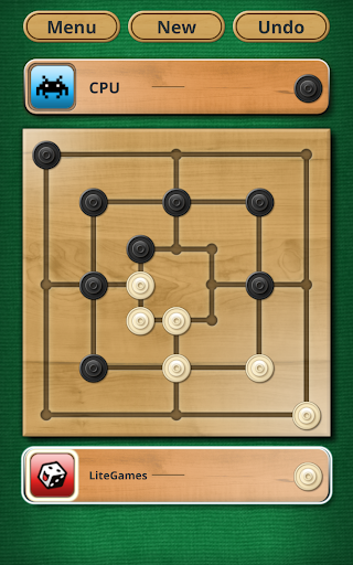 Nine men's Morris - Mills - Free online board game 2.8.12 Screenshots 9