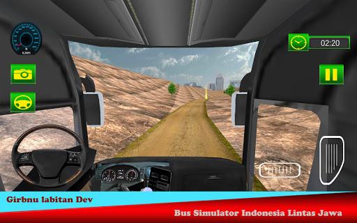Bus Simulator Indonesia - Lintas Jawa 1.6 screenshots 7