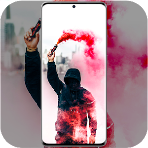 HD Wallpapers (Backgrounds) 1.5.9 (Pro) by Android Station logo