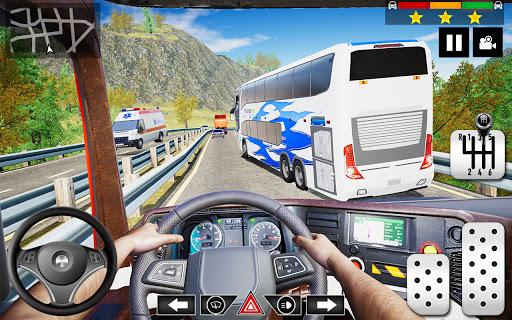Mountain Bus Simulator 3D apktram screenshots 9