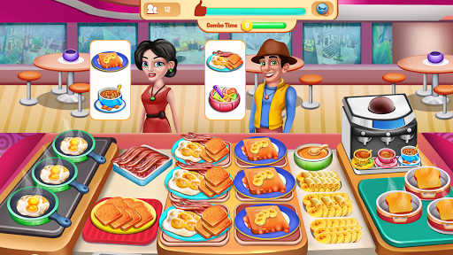 Chefu2019s Kitchen: Restaurant Cooking Games 2021 1.0 screenshots 20