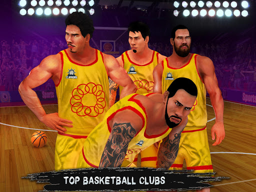 PRO Basketball Games: Dunk n Hoop Superstar Match screenshots 8