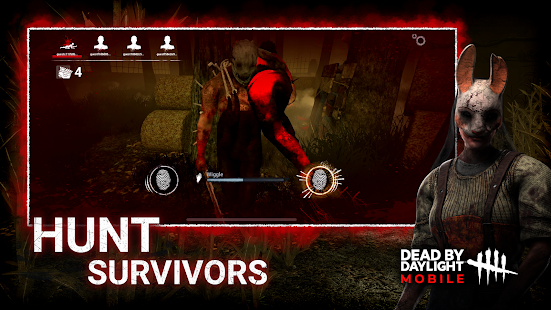 Dead by Daylight Mobile - Multiplayer Horror Game screenshots 3