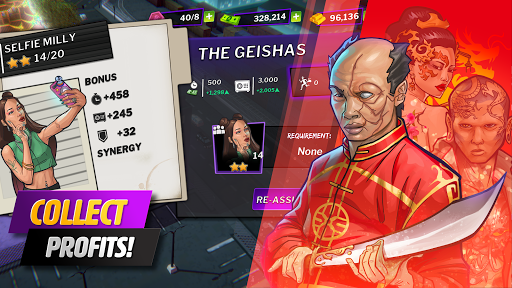 Mob Empire: City Gang Wars 2.3.0.7587 screenshots 9