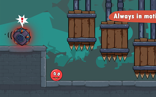 Bounce Ball 7 : Red Bounce Ball Adventure 1.3 screenshots 13