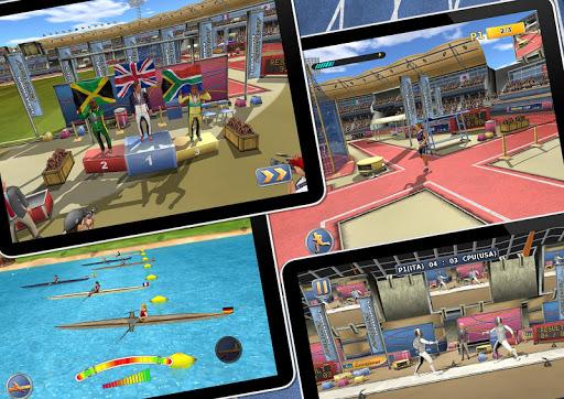 Athletics2: Summer Sports Free 1.9.3 Screenshots 15