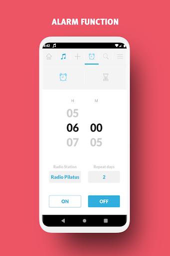 radio suisse - dab, webradio, free fm radio screenshot 3