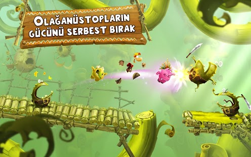 Rayman Adventures Screenshot