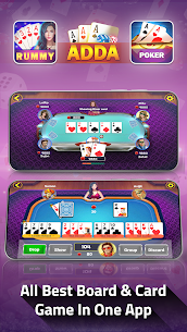 Adda: Rummy Apk Download For Android 2