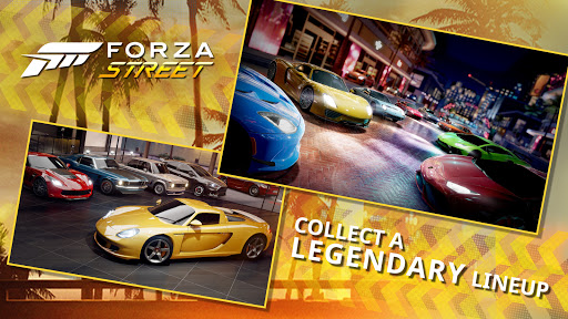 Forza Street: Tap Racing Game 33.2.6 Screenshots 2
