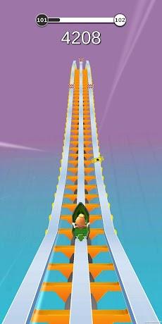 Coaster Rush:病みつきになるエンドレスなランナーゲームのおすすめ画像5