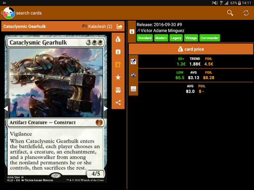 MTG Instant 4.0 screenshots 11