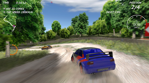 Rally Fury - Extreme Racing  screenshots 6