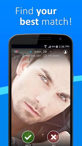 Meet4U - Chat, Love, Singles! apktram screenshots 4