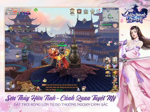 Thiu00ean Ngou1ea1i Giang Hu1ed3 - Thien Ngoai Giang Ho apktram screenshots 15