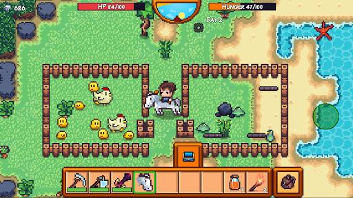 Pixel Survival Game 3 apkpoly screenshots 3