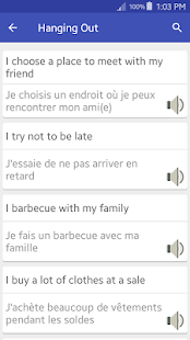 Learn French Phrases : French Phrasebook Offline