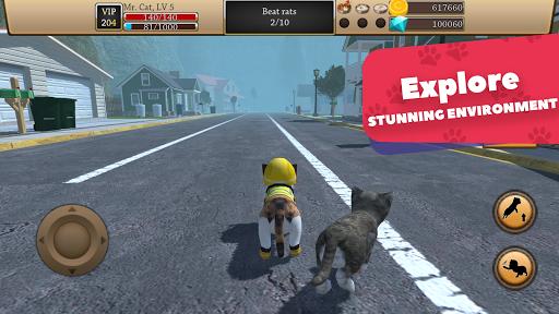Cat Simulator - Animal Life  screenshots 4