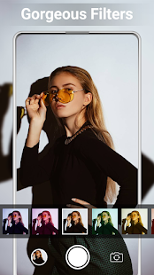 Professional HD Camera with Selfie Camera 1.7.3 Screenshots 6
