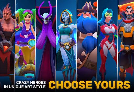 Planet of Heroes - MOBA 5v5 3.12 Screenshots 8