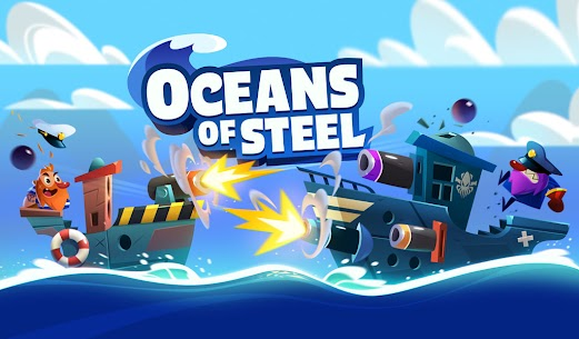 Oceans of Steel Mod Apk (Free Chests/Free Coins) Download 8