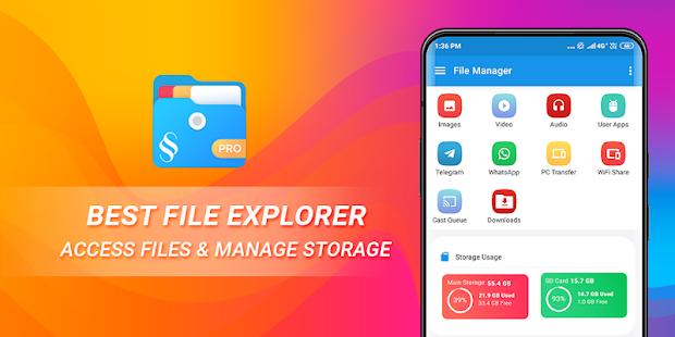 File Manager pro - SS Explorer