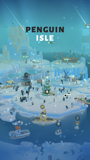 Penguin Isle 1.33.2 screenshots 1