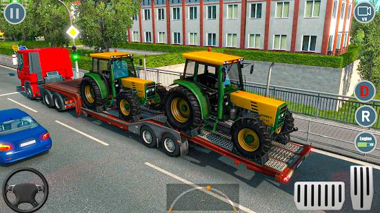 Pak Tractor Cargo 3D Farming 0.1 Pc-softi 4