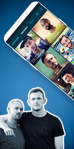 ROMEO - Gay Dating & Chat  Screenshots 1