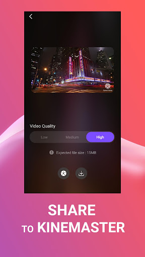 SpeedRamp for KineMaster  Screenshots 3
