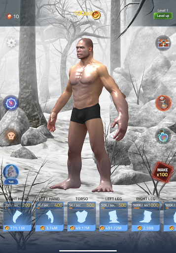 Idle Transformation 1.1.9 screenshots 3