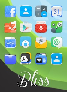 Bliss – Icon Pack Patched Apk v1.8.4 1
